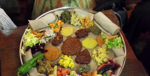 äthiopisches essen (c) ullae